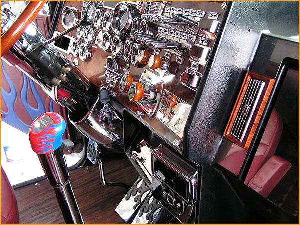CT Truck Detailing Interior