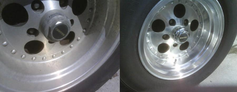 CT Car Detailing Rims