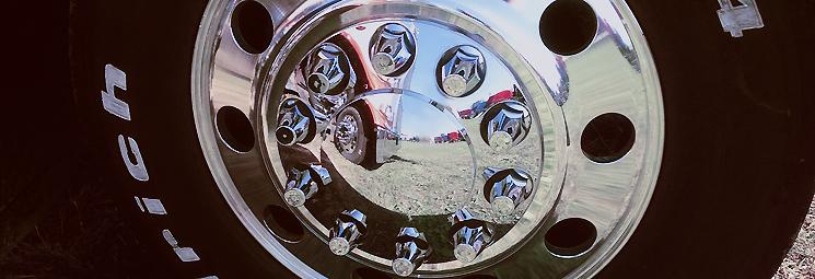 CT Truck Detailing Chrome Wheels